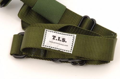 TIS クイックカフ・スリング Quick Cuff Model One Rifle Sling